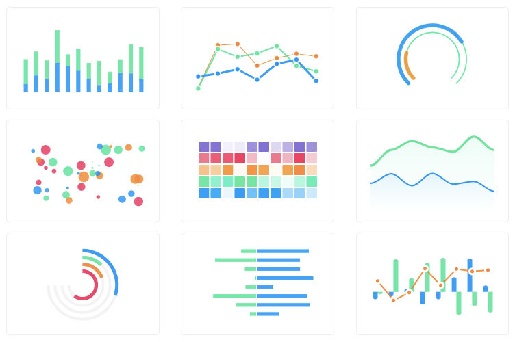 Build Interactive and Modern Charts with Vue.js